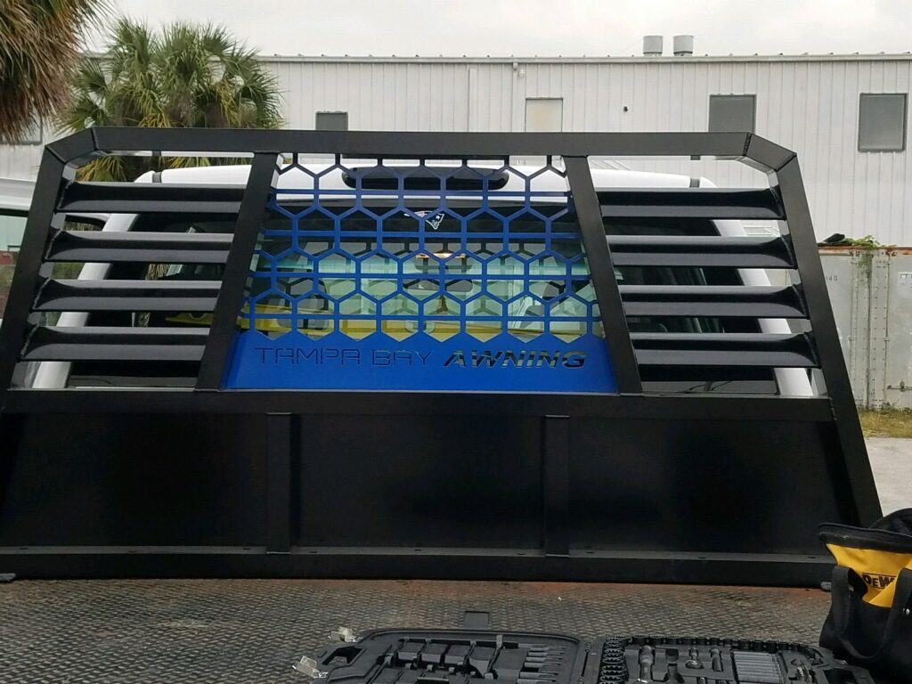 Truck Rack by Tampa Bay Powder Coating